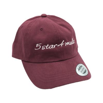 maroon madcap